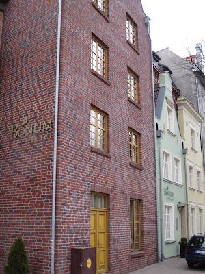 bonum hotel gdańsk