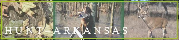 Hunting Arkansas Ducks Deer Bear Coon...