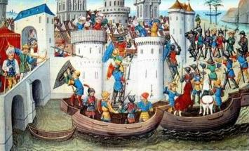 The first crusade essay