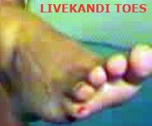 Foot FetishToes