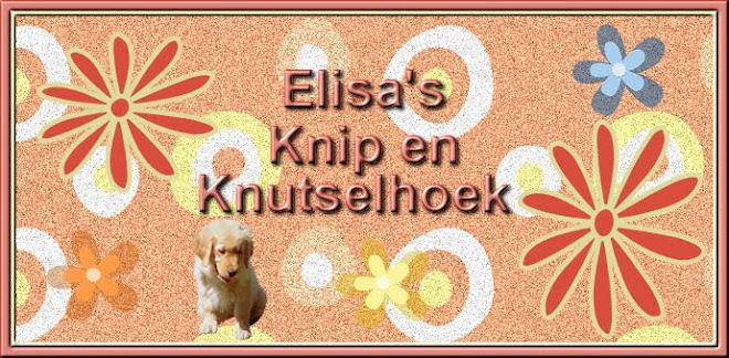 Elisa's Knip en Knutsel Hoek