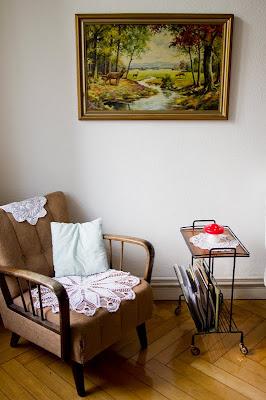 mein liebes frollein. Black Bedroom Furniture Sets. Home Design Ideas
