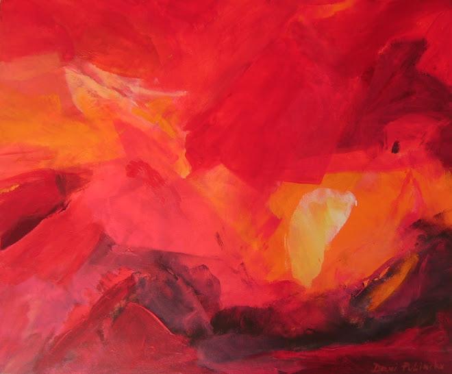 Nieuw schilderij- PIntura nova. Out. 2010