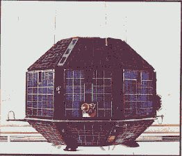 Bhaskara 1 Satellite