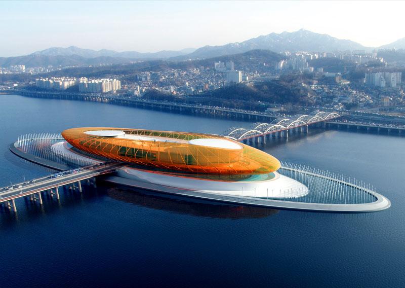 Futuristic Building Concept Designs