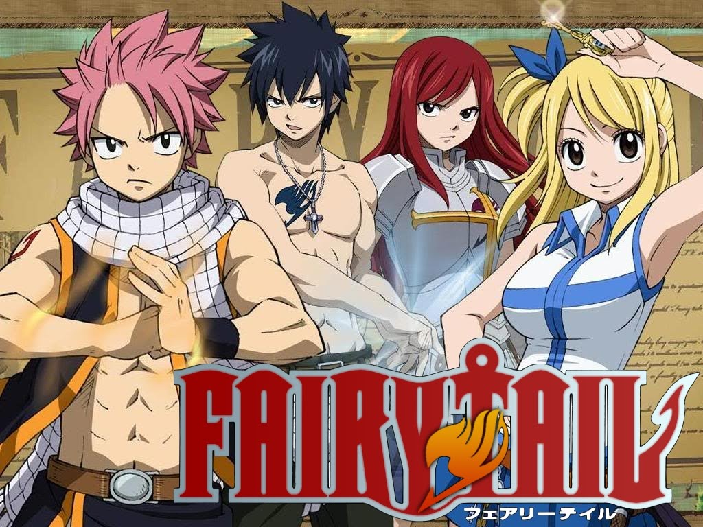 Fairy Tail Tv Online