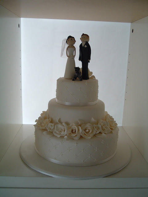 Cake Decorating Classes South Wales : Wedding Cake Enchantress: Wedding Cake Toppers Sydney Supplier