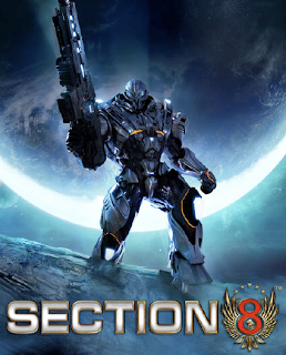 Section 8 promotional poster