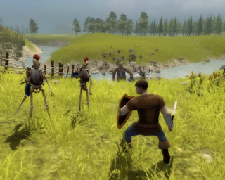 Fight the undead in Majesty 2