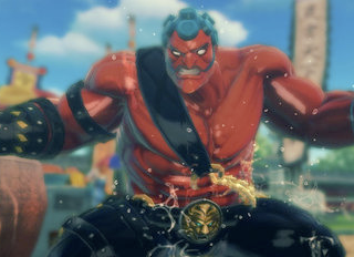Hakan, Super Street Fighter IV's Turkish wrestler