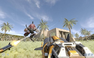 Serious Sam HD screenshot