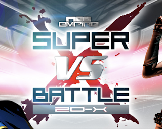 Super VS Battle 20-X logo