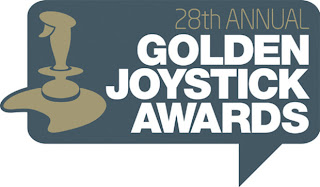 Golden Joystick logo