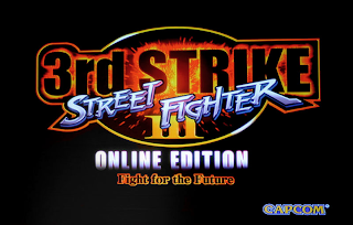 Street Fighter III: 3rd Strike Online Edition logo