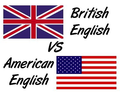 British English vs American English