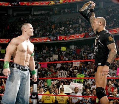 Comments for John Cena vs Randy Orton 3. No comments found.
