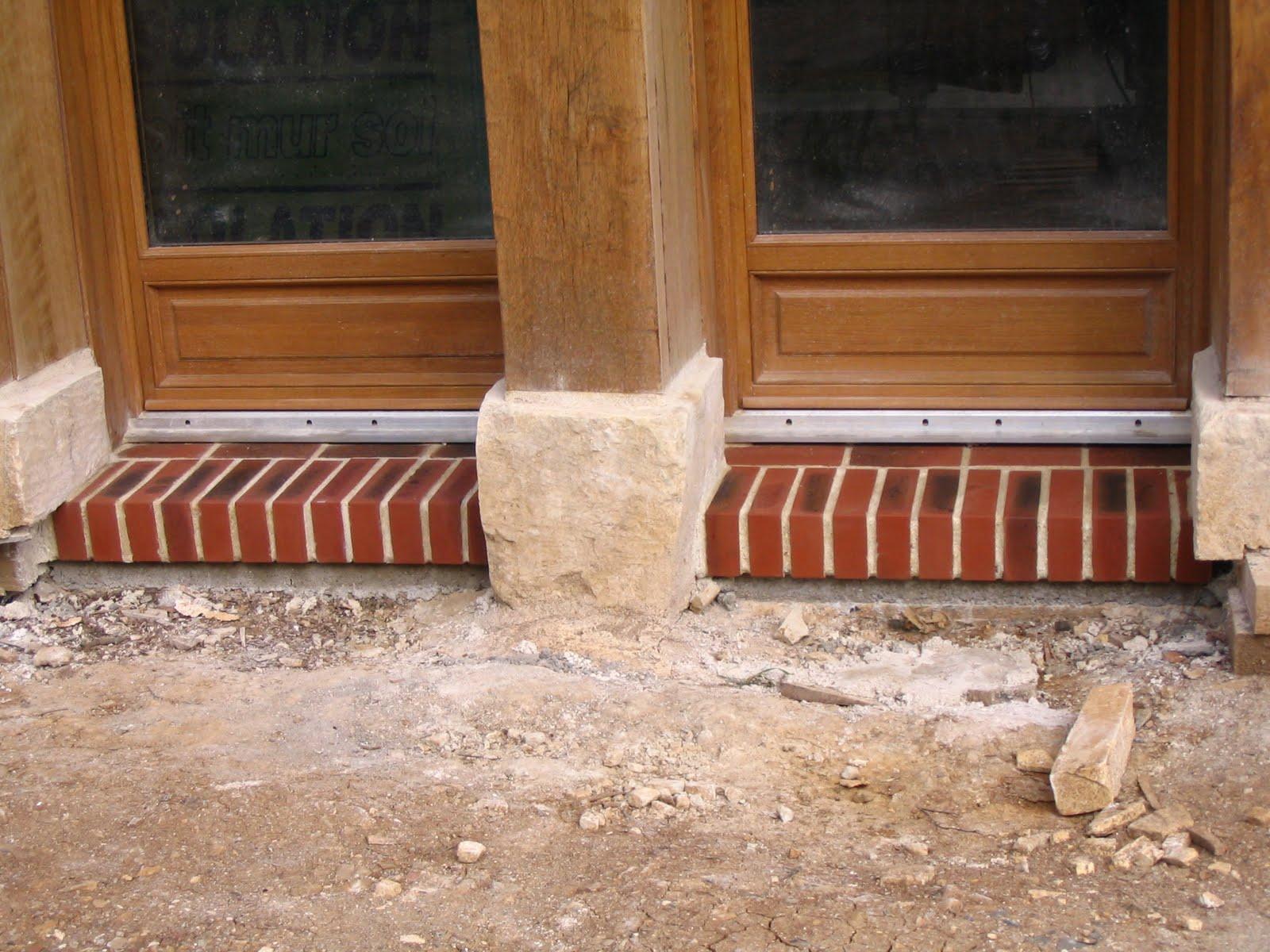 Notre construction a bonneville la louvet les seuils des for Fenetre bonneville