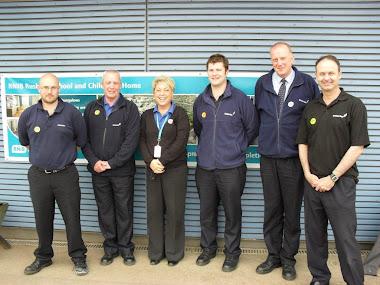 Team Leaders, RNIB Rushton