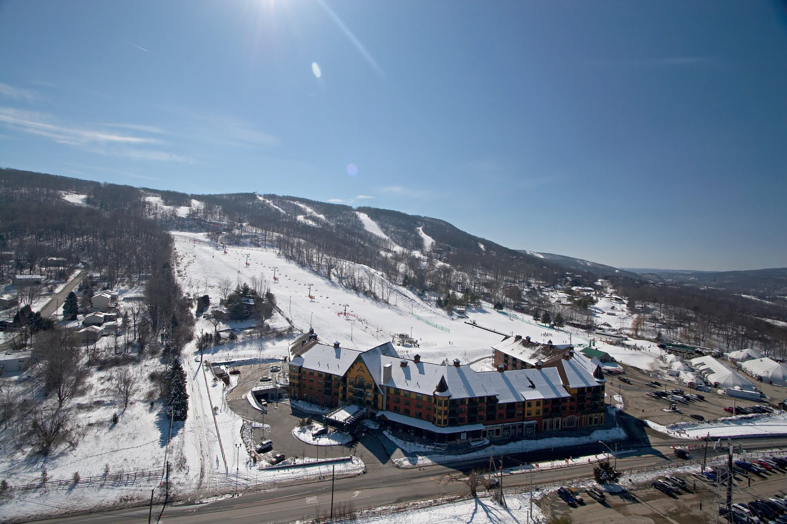 ski paradise: intrawest sell mountain creek resort