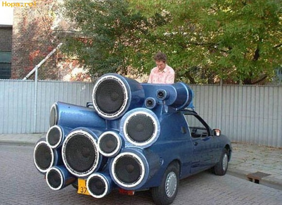 Loudest Car Speakers