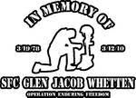 Memorial Decal