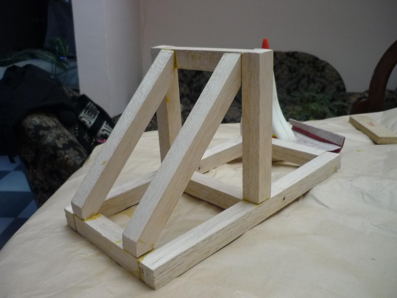 Como hacer una catapulta - Construir en madera ...