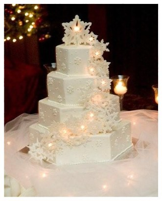 And trends in wedding cakes like all other wedding details evolve with the