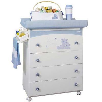 Terapia bebe for Mueble cambiador bebe