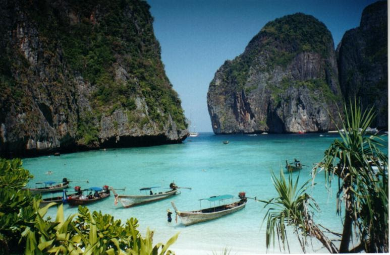 koh Phi Phi: Attractions like the Phi Phi Islands