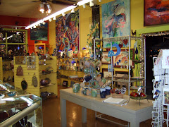 Artisan Gift Gallery - Over 40 local Artists!
