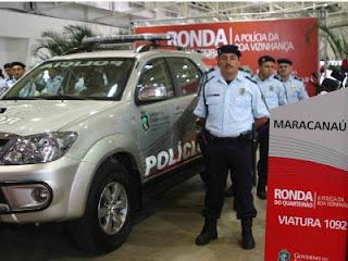 Ceará compra viatura de R$ 126.080,00 para projeto Ronda do Quarteirao