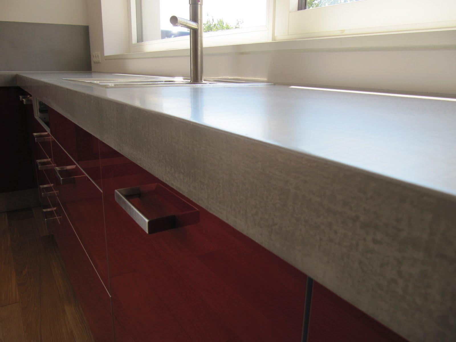 Küchenarbeitsplatte Aus Beton erfreut küchenarbeitsplatte aus beton fotos das beste