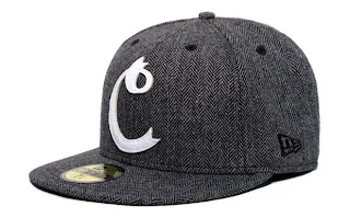 "467bf0673cb Commonwealth ""Herringbone"" New Era 59FIFTY Fitted Cap - Planet of ..."