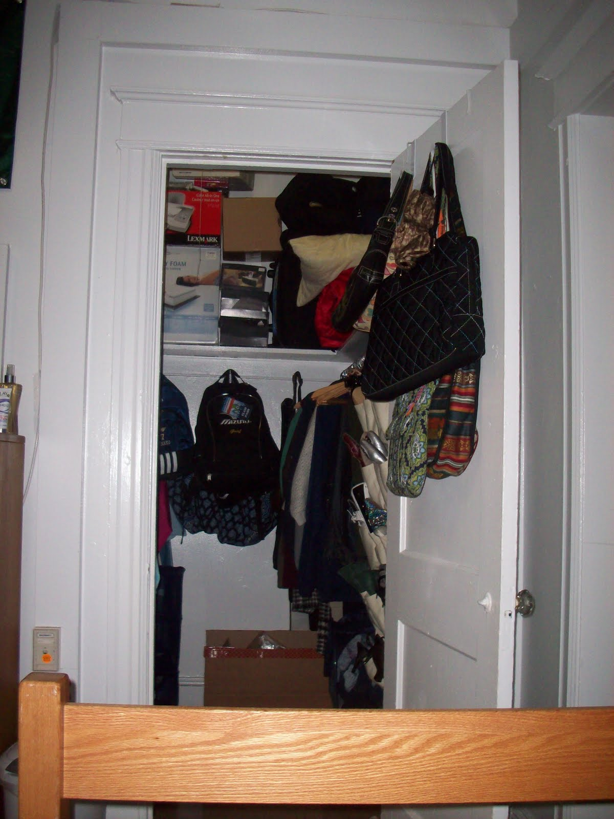 gw admissions student blog freshman residence halls part one and a dresser although if you ask me a packer flag should also be standard issue