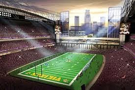 New Minnesota Vikings Stadium?