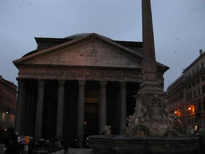 羅馬蜜月之旅day1