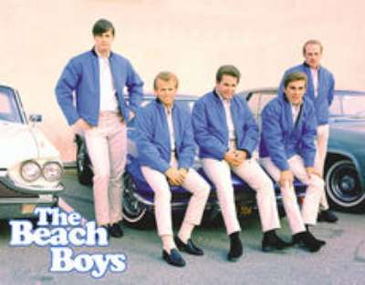 legendary Beach Boys.
