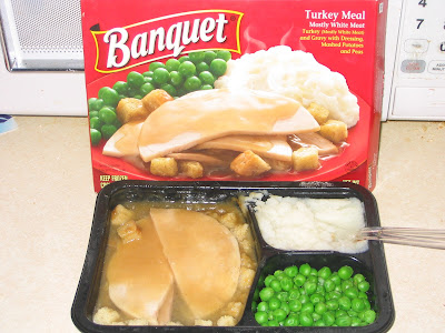 Banquet Turkey Dinner