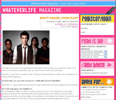 whateverlifemagazine