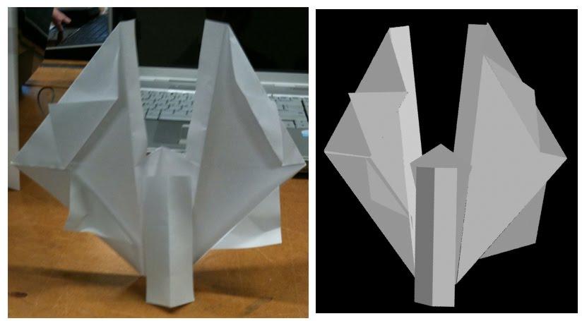 Paper folding terms
