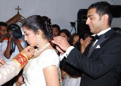 Gopika wedding amp reception photos ready2beat com hot buzz and cool