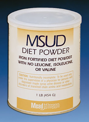 MSUD - Maple Syrup Urine Disease Diet