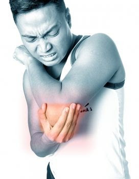 Elbow joint pain info