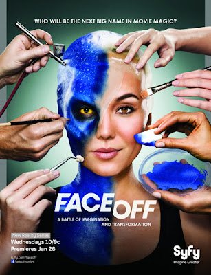 Syfy's 'Face Off' Reality Show - Premiere Preview
