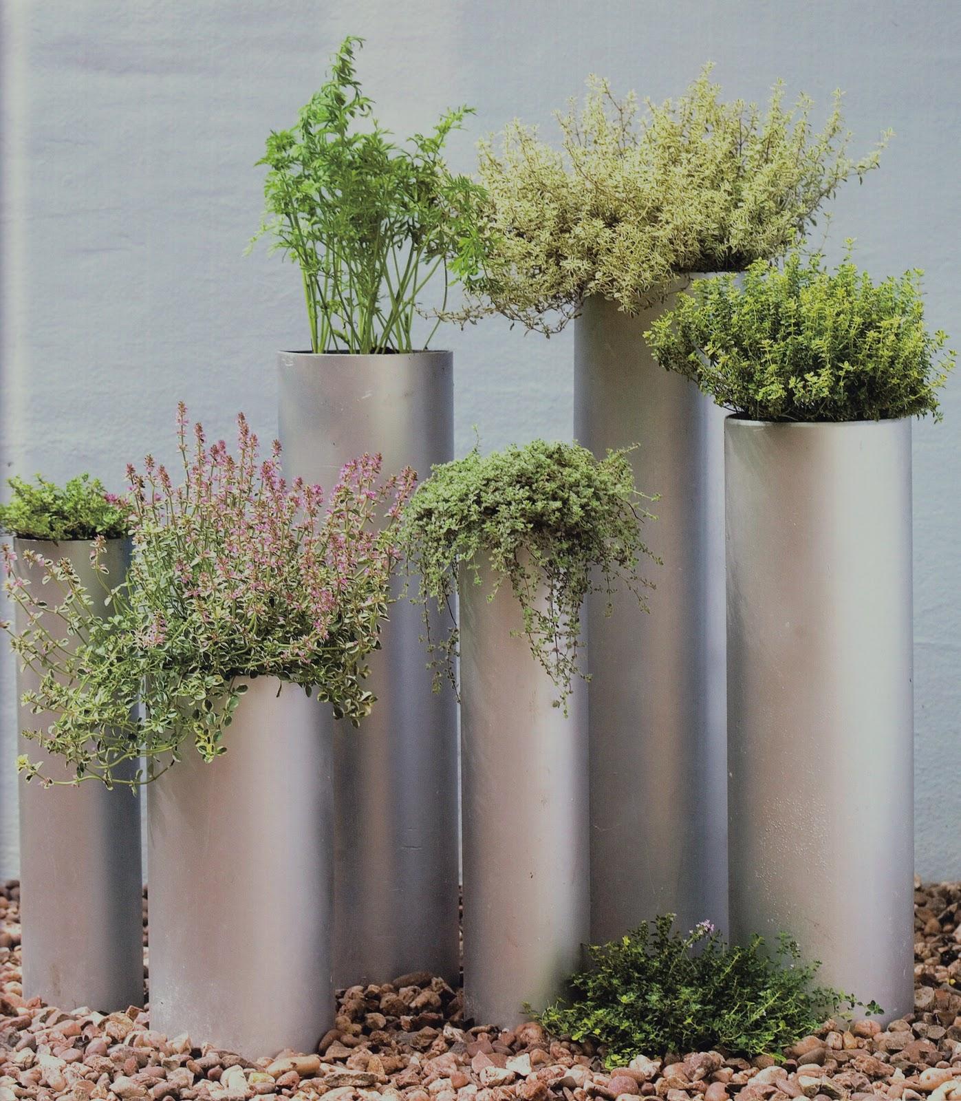 Verde jardim horta em canos for Casas de pvc para jardin