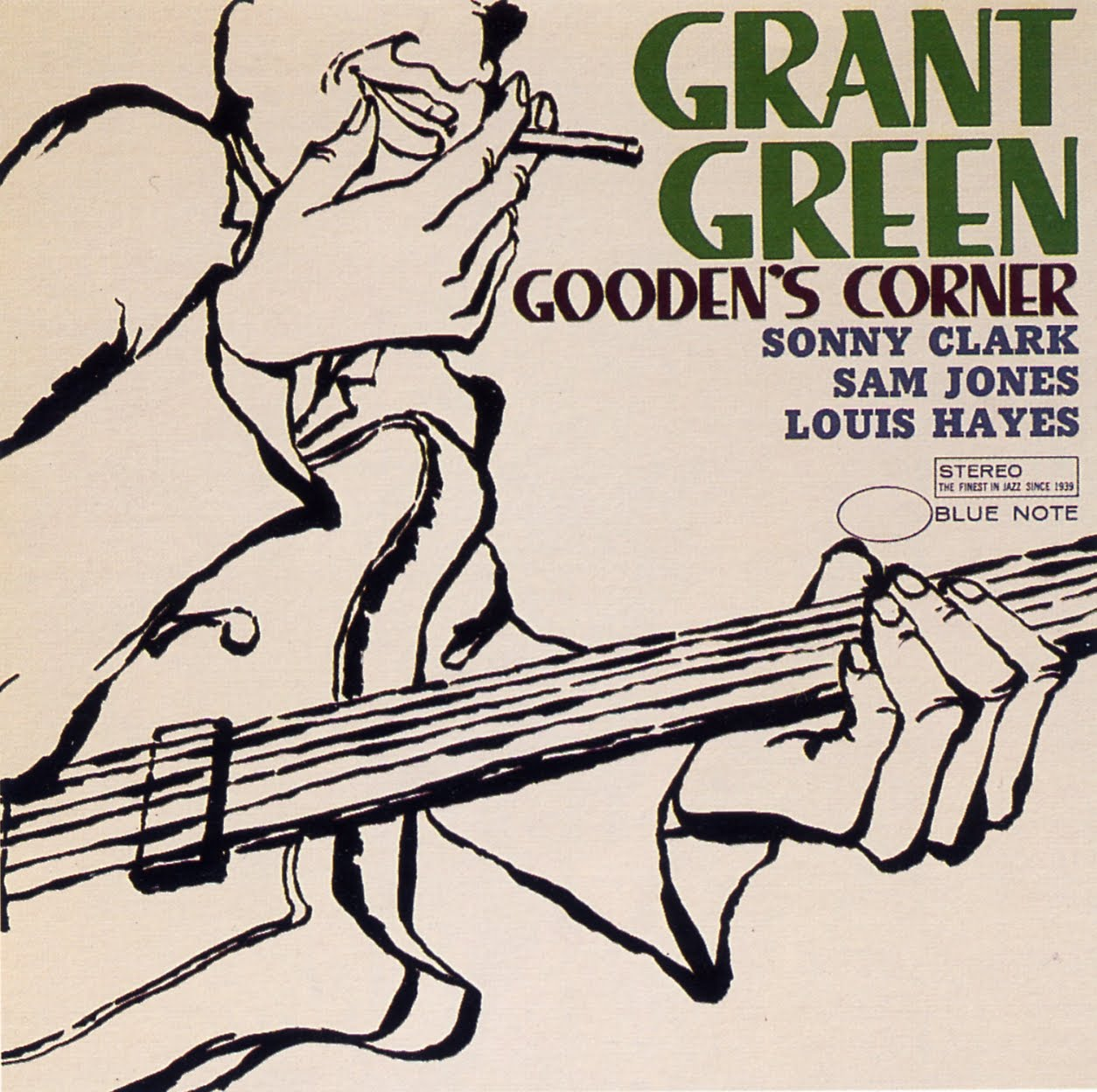 grant green - gooden's corner (sleeve art)
