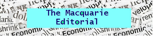The Macquarie Editorial