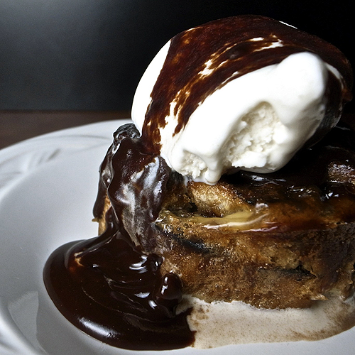 Javaholic: A King's Tribute--Peanut Butter and Banana Bread Pudding ...