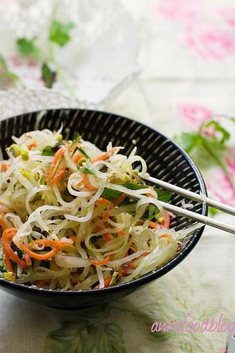 Goi Chay (Vietnamese Vegetarian Salad) Recipe — Dishmaps