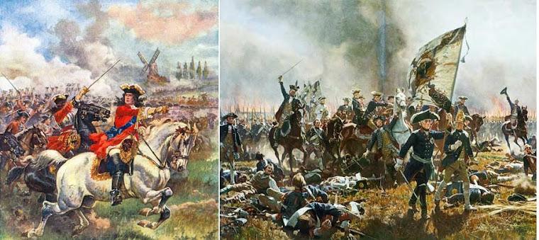 18th Century combat